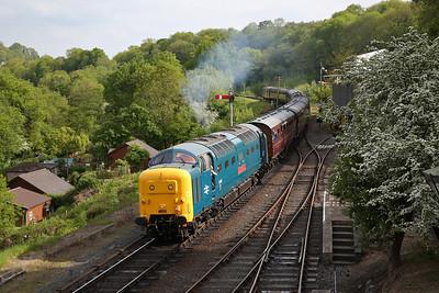 Severn Valley Railway Diesel Gala, 18th May 2018