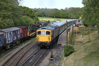 33111, Norden, 10.45 to Swanage - 13/05/18
