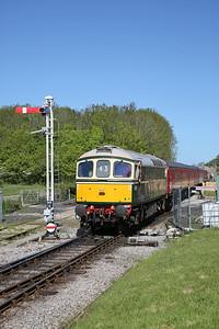 33012 arr Norden, 10.04 Wareham-Corfe Castle - 13/05/18
