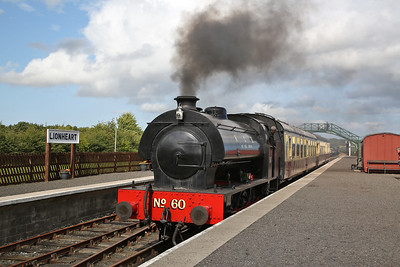 Aln Valley Railway, 18th August 2019