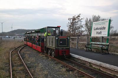 Woodhorn Narrow Gauge Railway, 23rd February 2019