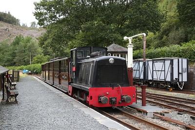 Corris Railway, 15th September 2019