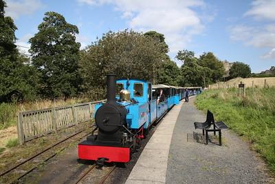 Heatherslaw Light Railway, 18th August 2019