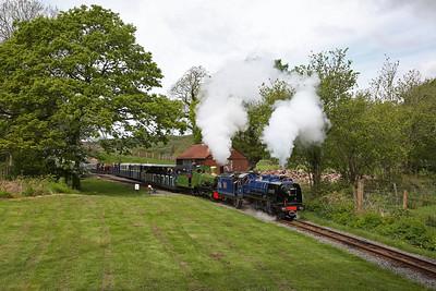 Ravenglass & Eskdale Railway 'Big Birthday Gala', 6th May 2019