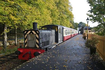 Royal Deeside Railway, 20th October 2019