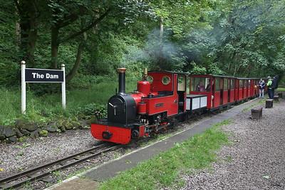 Rudyard Lake Railway, 16th June 2019