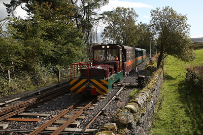 South Tynedale Railway, 12th October 2019