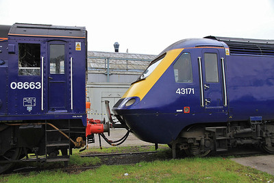 08663 coupled to 43171  - 16/11/13.