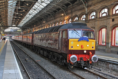 BLS 'The Chord and Quay Tracker', 11th October 2014