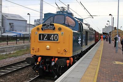 40145, Warrington B.Q., 1Z40  - 07/06/14.