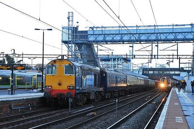 20304, Northampton, on rear of 1Z57 - 08/02/14.