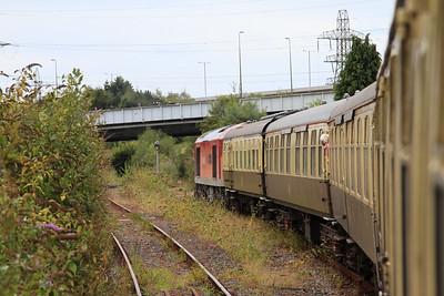 60040, Briton Ferry Yard, 1Z60 - 24/08/14.
