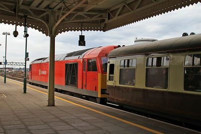 60039, Cardiff Central, 1Z60 - 24/08/14.