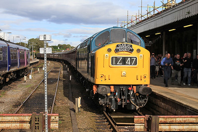 CFPS Tours 'The East Lancs Firebrand' + Friday stock move, 30th September-1st October 2016