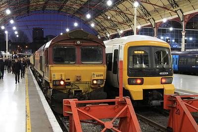 66019, London Victoria, on rear of 1Z58 - 29/12/16.