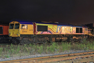 66720, Eastleigh - 20/08/16.