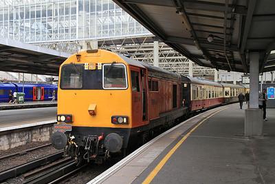 20314, London Waterloo, 1Z21 - 20/08/16.
