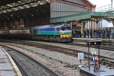 59001, Bristol Temple Meads, 1Z58 - 20/02/16.