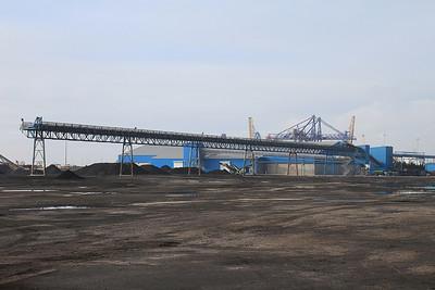 Kingston Coal Terminal, Hull Docks - 29/10/16.