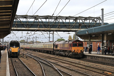 66030 arr Doncaster, 1Z25 - 29/10/16.