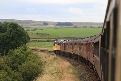 WCRC Tours 'The Scarborough Spa Express', 28th July 2016