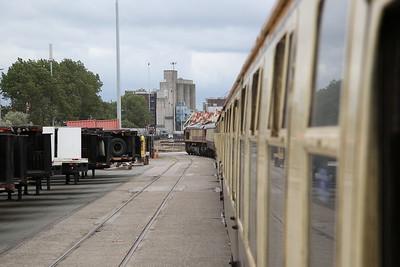 Hertfordshire Railtours 'The Liverpool Docker' , 24th June 2017