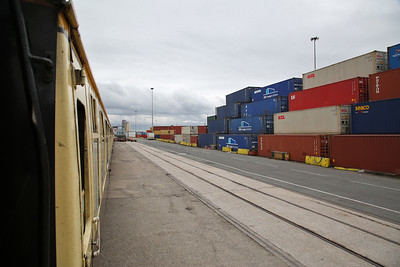 1Z75 in Seaforth Container Terminal - 24/06/17