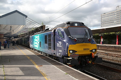 88004 / 68016, Crewe, 1Z39 - 12/08/17