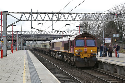 Pathfinder Tours 'The Waste Train', 11th March 2017