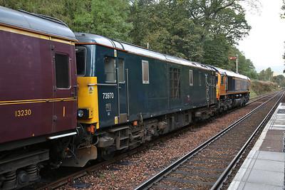 66764 / 73970, Dunkeld & Birnam, 1Z48 - 24/09/17