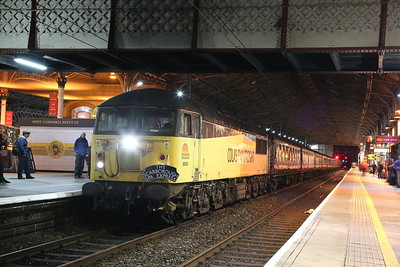 WCRC 'Scarborough Spa Express', 14th September 2017