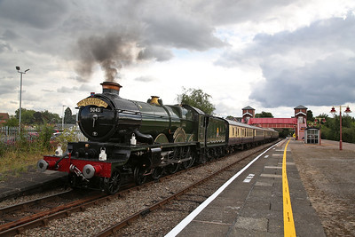 Vintage Trains 'Shakespeare Express', 23rd July 2017