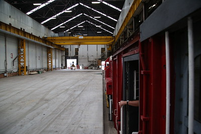 08774 in the Ayrton Terminal Warehouse, 11.00 round trip - 21/07/18