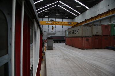 01567 in the Ayrton Terminal Warehouse, 11.00 round trip - 21/07/18