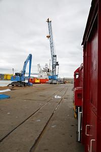 08774, North Sea Supply Base Wharf Line, 11.00 round trip - 21/07/18