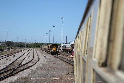 66133, Doncaster Decoy yard, 1Z25 - 30/06/18