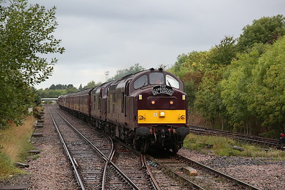 WCRC 'Scarborough Spa Express', 13th September 2018