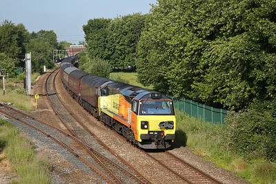 WCRC 'Scarborough Spa Express', 7th June 2018