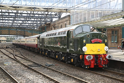 Saphos Tours 'Cumbrian Mountain Whistler' with 40013, 27th August 2018