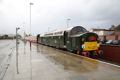 Saphos Tours 'The North Wales Coast Forty' with 40013, 13th October 2018