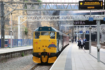 31128 dep Liverpool Lime Street, on rear of 1Z29 - 09/06/19