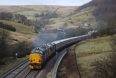 Pathfinder Tours 'The Blue Boys Loco Fest', 9th February 2019