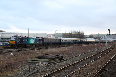 88003, Blackburn, on the rear of the stock for 1Z23 - 09/02/19