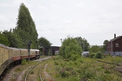 66083, Arpley Junction, heading for Latchford Sidings, 1Z71 - 01/06/19