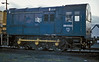 08693 is at Ayr depot on 10 November 1985