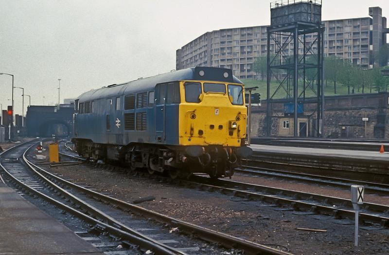 31447 Sheffield 4 May 1985