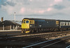 33049 Bristol Temple Meads 7 January 1986