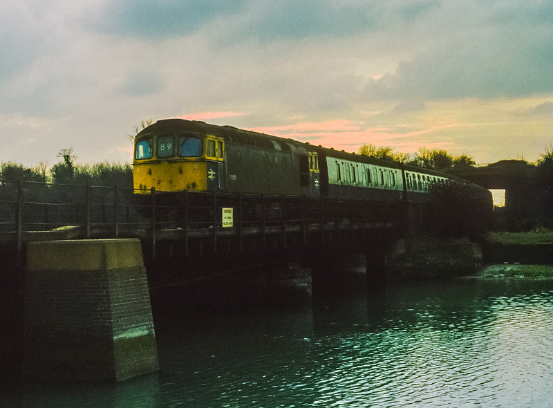 33003 Portcreek Junction, Portsmouth 19 February 1987