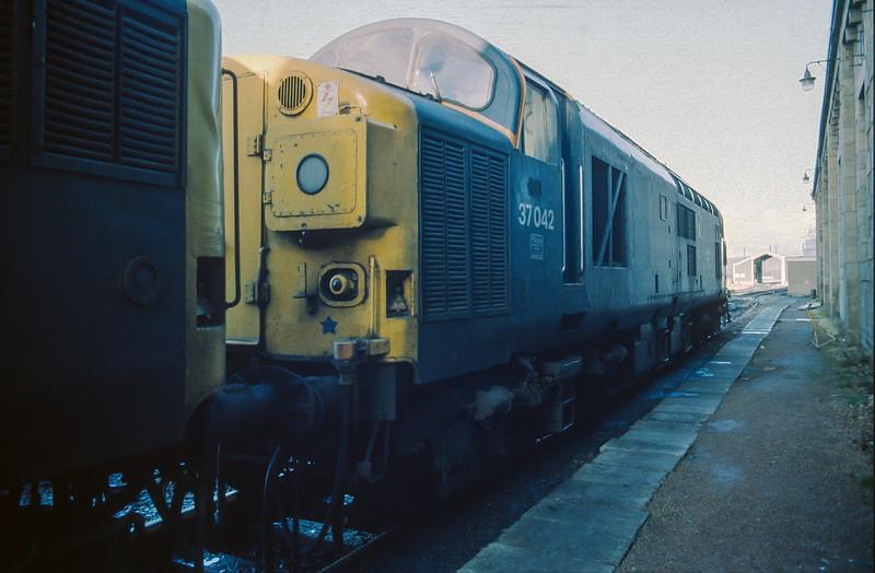37042 Motherwell TMD 15 November 1986