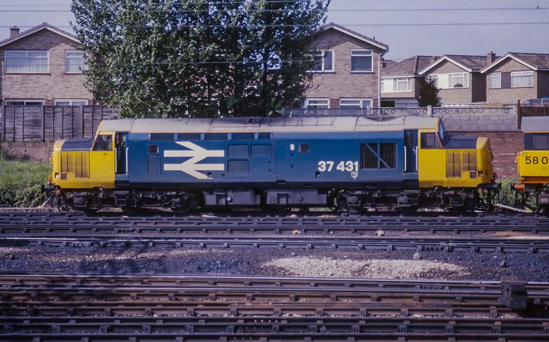 37431 Bescot 26 May 1986
